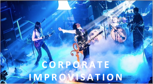 Corporate Improvisation