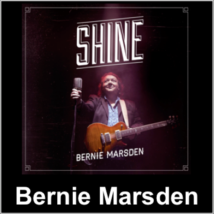 Bernie Marsden interview, Whitesnake, Blues
