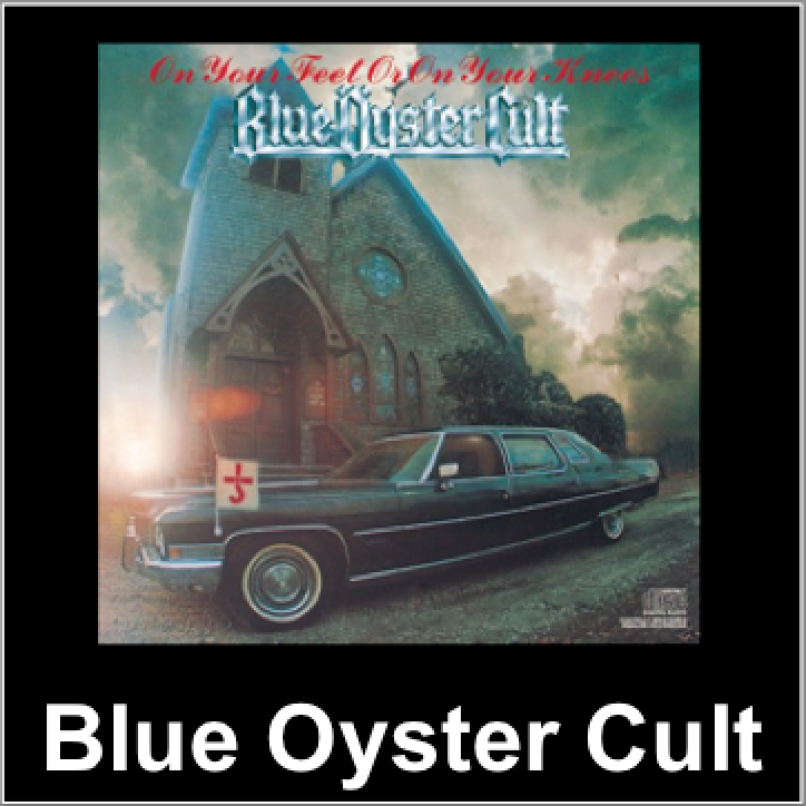 Blue Oyster Cult interview