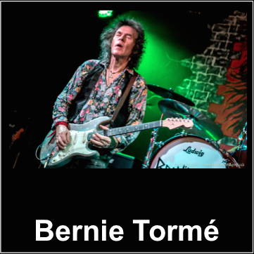 Bernie Torme interview