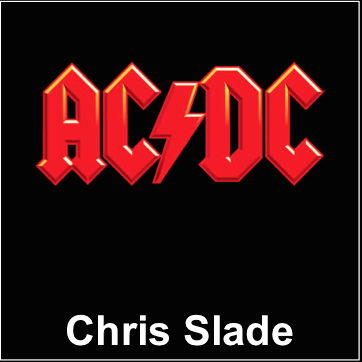 Chris Slade interview, AC/DC