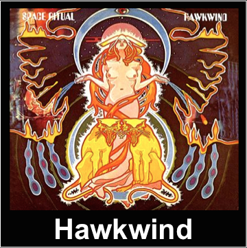 Hawkwind interview