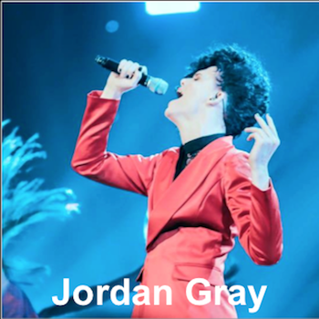 Jordan Gray interview, The Voice