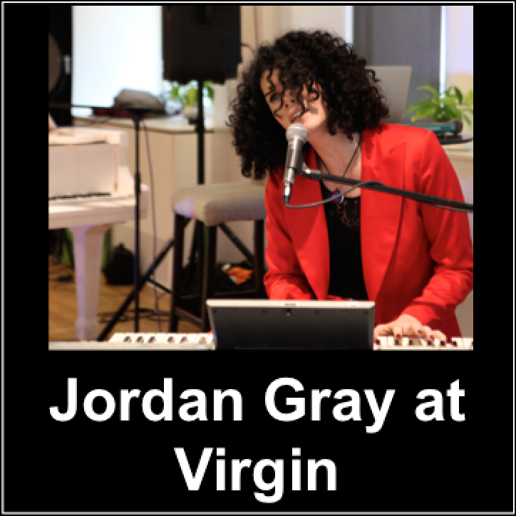 Jordan Gray interview, Virgin