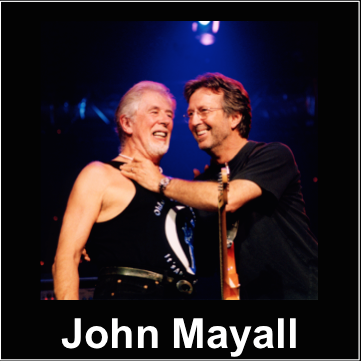 John Mayall interview