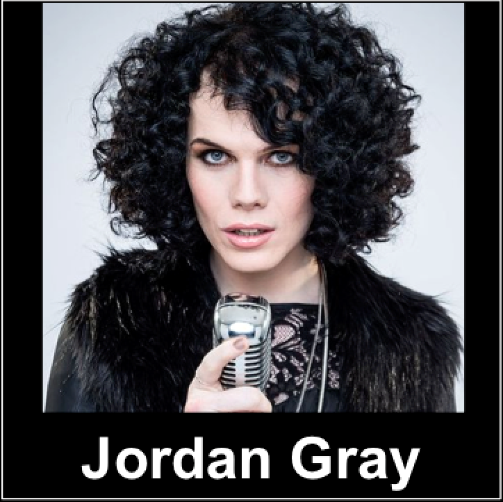 Jordan Gray, Pizza Express, The Voice, Tall Dark Friend