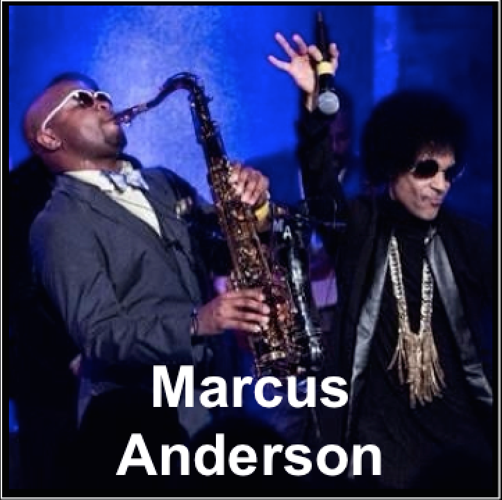 Marcus Anderson interview, Prince, New Power Generation