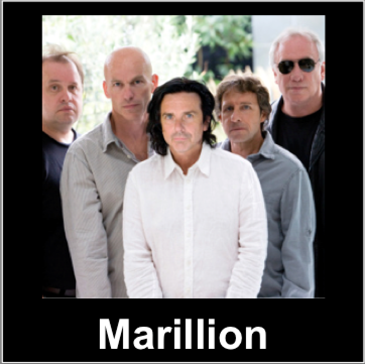 Marillion interview, Genesis, Prog