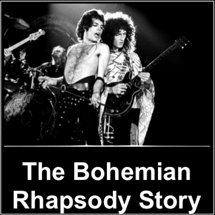 Barry Ainsworth, interview, Queen, Bohemian Rhapsody