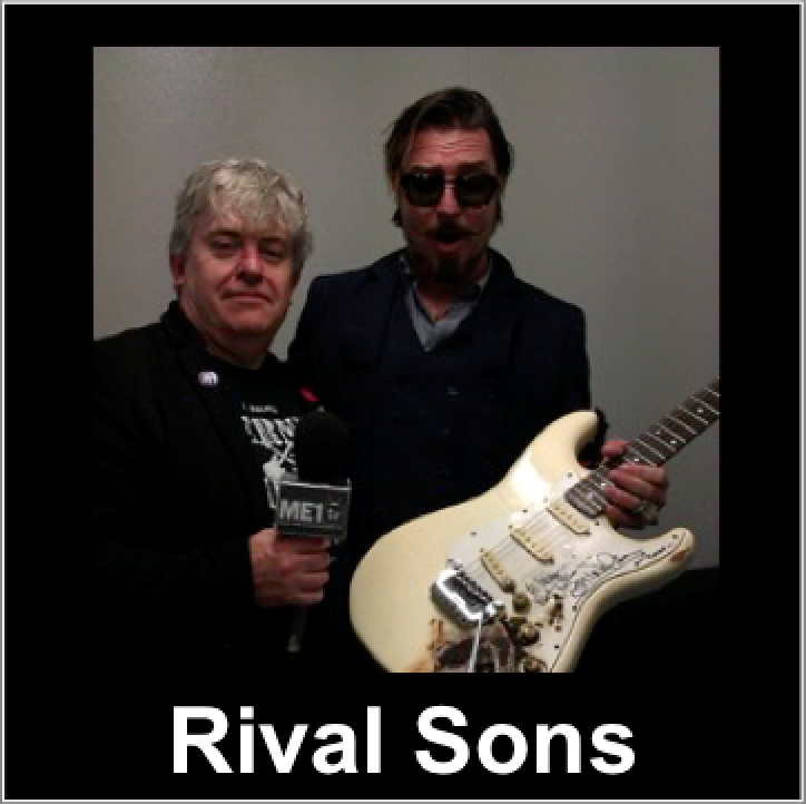 Rival Sons interview, Deep Purple, Led Zeppelin