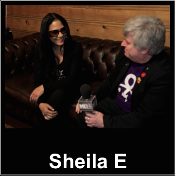 Sheila E interview, Prince