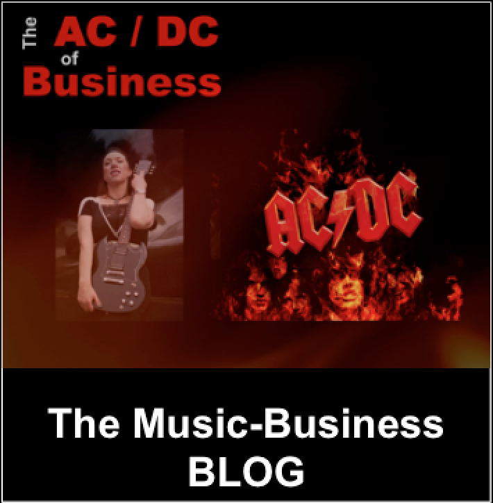 The Music of Business Blog