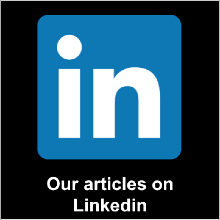 Our articles on Linkedin