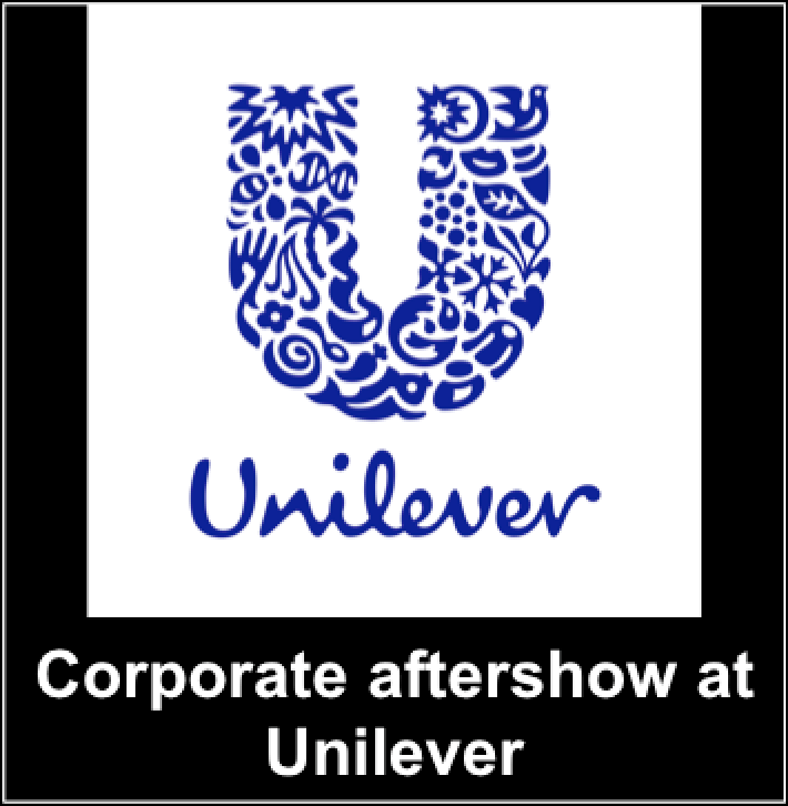 Unilever, Keynote, Music, Business