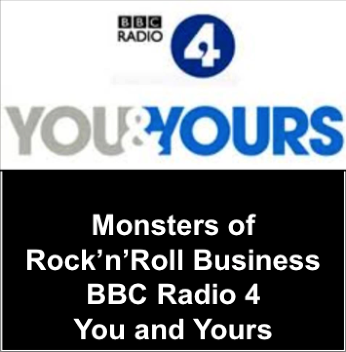 BBC Radio 4, You and Yours, interview